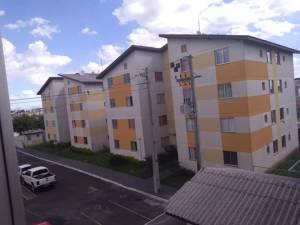 AP no residencial Res. Flórida  ''semi mobiliado'' no Afonso Pena